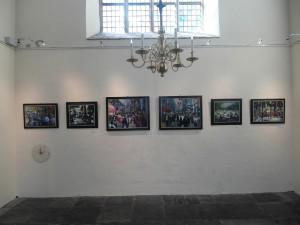 Alkmaar uit de Kunst, tentoonstelling in de Grote St. Laurenskerk