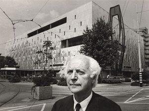 Abraham Elzas Bijenkorf Rotterdam 1980