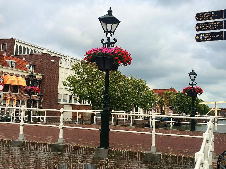 Botanische Tuin Alkmaar : Zeg het met bloemenu alkmaar historische vereniging alkmaar